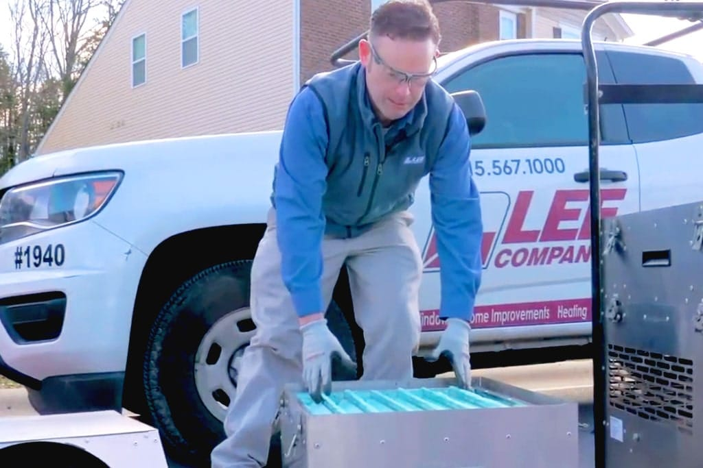 Duct Cleaning Services - Lee Company